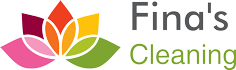 Fina's Home Cleaning Logo